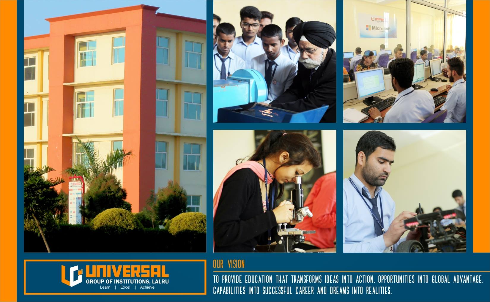 Universal Group of Institutions
