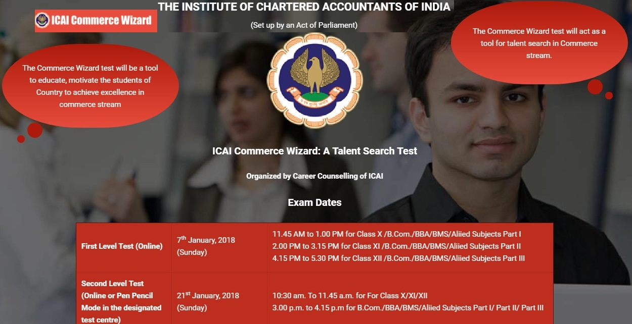 ICAI Talent Search Test 2017