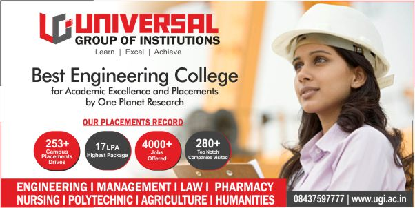 Best Academic College in Punjab Chandigarh